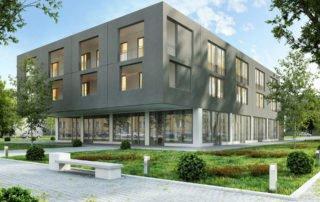 Besoin de signalétique ? Demandez un devis auprès de notre atelier de conception de signalétique de bâtiment à Bordeaux.
